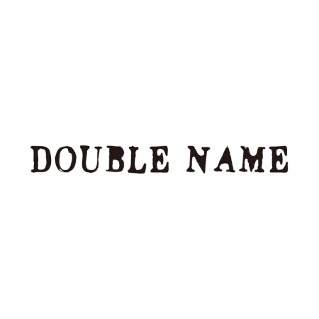 DOUBLE NAME
